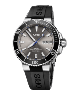Montre Oris Aquis Hammerhead Limited Edition 01 752 7733 4183-Set RS