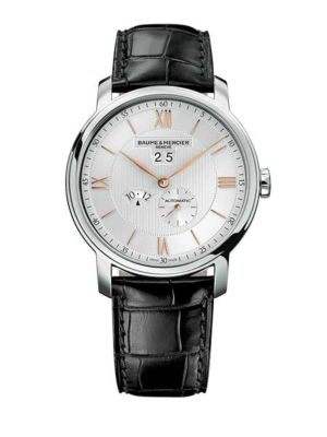 Montre Baume et Mercier Classima Grand Date Automatique 10038