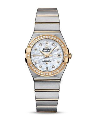 Omega 123.25.27.20.55.003 Watch