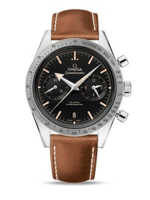 Omega Speedmaster '57 Co-Axial Chronograaf 41,5mm Automatic 331.12.42.51.01.002 Horloge
