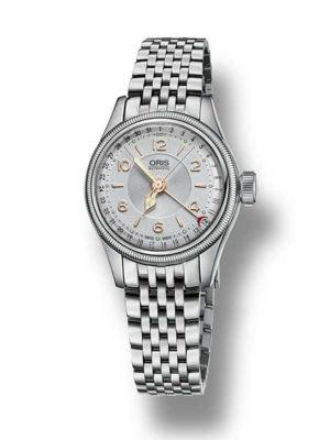 Oris Big Crown Pointer Date Lady Automatic Watch 594 7695 40 61