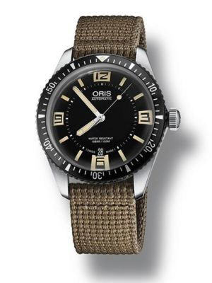Montre Oris Divers Sixty-Five 733 7707 4064