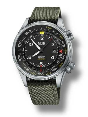 Oris Big Crown ProPilot Altimeter Automatic 733 7705 4134 Watch