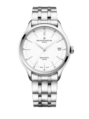 Montre Baume et Mercier Clifton Baumatic Automatic 10400