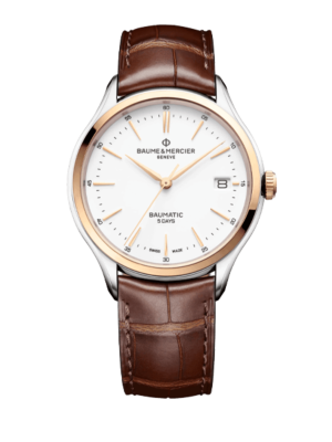 Baume et Mercier Clifton Baumatic Automatic 10401 Watch