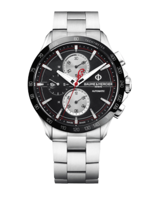 Baume et Mercier Clifton Club Chronograph 'Indian Motorcycle' Limited Edition M0A10403 Watch