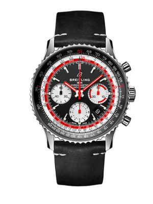 Breitling Navitimer B01 Chronograph 43 Swissair Edition Watch AB01211B1B1X1