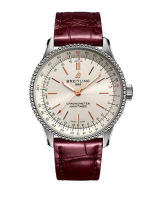 Breitling Navitimer Automatic 35 Horloge A17395F41G1P2
