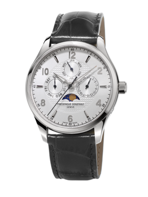Frédérique Constant Runabout Moon Phase Automatic Limited Edition FC-365RM5B6 Watch