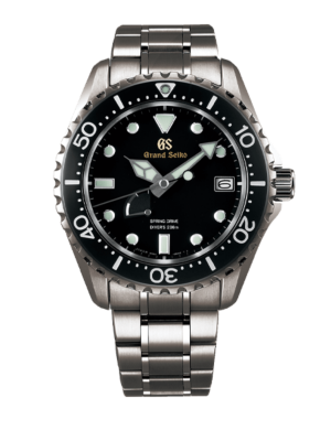 Grand Seiko Spring Drive Diver SBGA231 Watch