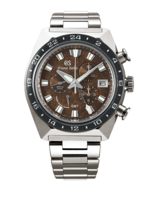 Montre Grand Seiko 20th Anniversary of Spring Drive GMT Chronograph Limited Edition SBGC231Horloge