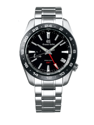 Montre Grand Seiko Spring Drive GMT SBGE253