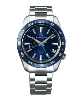 Montre Grand Seiko Spring Drive GMT SBGE255