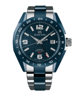 Grand Seiko Sport Collection Hi-Beat GMT Automatic SBGJ233 Watch