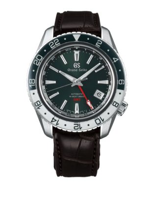 Grand Seiko Hi-Beat GMT Automatic SBGJ239 Horloge