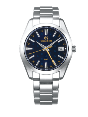 Grand Seiko Heritage Collection Quartz 50th Anniversary GMT Limited Edition SBGN009 Watch