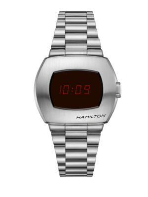 Hamilton American Classic PSR Digital Quartz H52414130 Watch