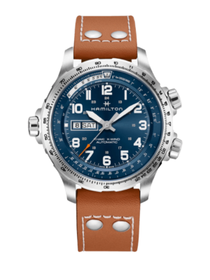 Montre Hamilton Khaki Aviation X-Wind Day Date Auto H77765541