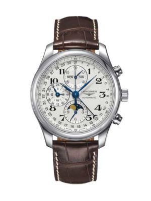 Longines Master Collection Chronograaf Automatic L2.773.4.78.3 Watch