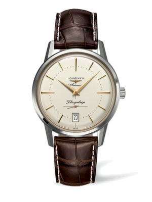 Longines Heritage Flagship Automatic L4.795.4.78.2 Watch