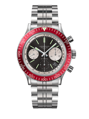 Longines Heritage Diver 1967 L2.808.4.52.6 Watch
