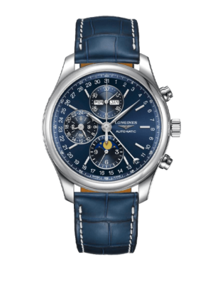 Longines Master Collection Chronograph Automatic L2.773.4.92.0 Watch