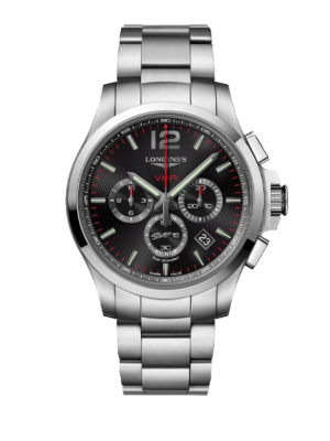 Montre Longines Conquest V.H.P. Chronograph L3.727.4.56.6