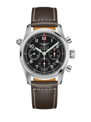 Longines Spirit Collection Chronograph L3.820.4.53.0 Horloge