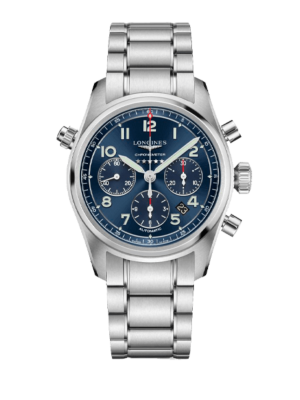 Longines Spirit Collection Chronograph L3.820.4.93.6