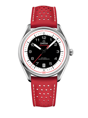 Omega Seamaster Olympic Games Collection Limited Edition 522.32.40.201.01.004 Watch