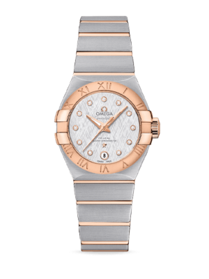 Omega Constellation Co-Axial Master Chronometer 27mm 127.20.27.20.52.001 Horloge