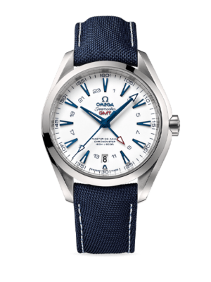 Omega Seamaster Aqua Terra 150M GoodPlanet GMT 43mm 231.92.43.22.04.001 Watch