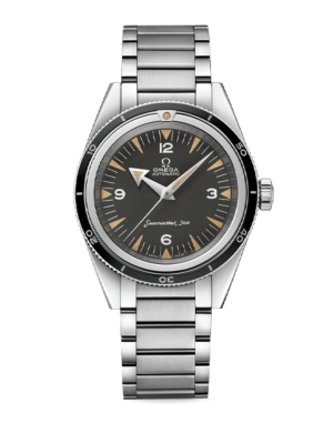 Omega Seamaster 300 'The 1957 Trilogy' Limited Edition 234.10.39.20.01.001
