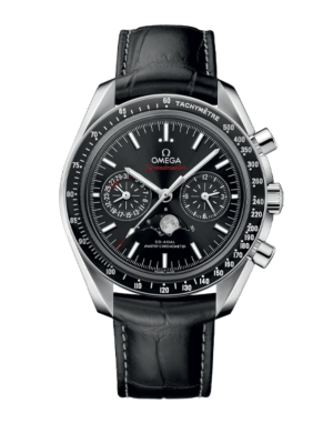 Montre Omega Speedmaster Moonphase Co-Axial Master Chronometer Chronograph 44.25mm 304.33.44.52.01.001