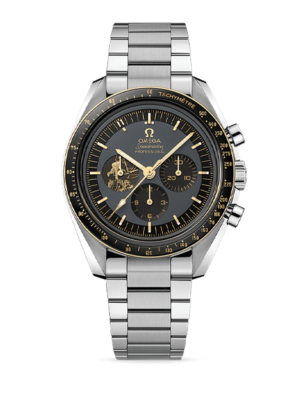 Montre Omega Speedmaster Co-Axial Master Chronomètre Chronographe 42mm Apollo 11 50th Anniversary 310.20.42.50.01.001