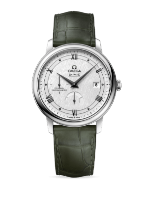 Montre Omega De Ville Prestige Co-Axial Chronometer Power Reserve 39.5mm 424.13.40.21.02.004
