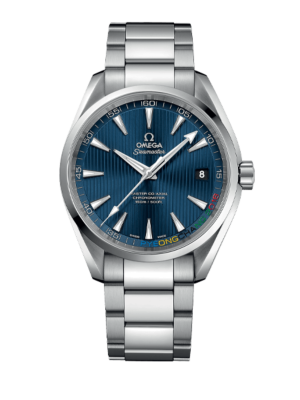 Omega Seamaster Aqua Terra 150M Olympic Collection PyeongChang 2018 Limited Edition 522.10.42.21.03.001 Watch