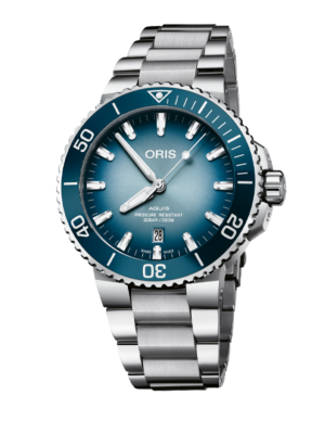 Montre Oris Aquis Lake Baikal Limited Edition 01 733 7730 4175