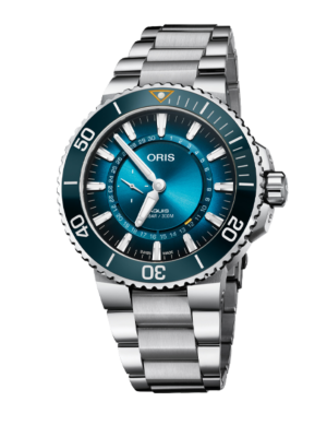 Oris Aquis Great Barrier Reef Limited Edition III 01 743 7734 4185 Watch