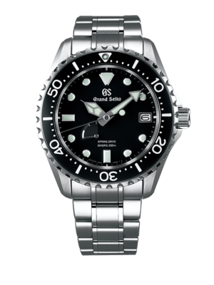Montre Grand Seiko Sport Collection Spring Drive Diver SBGA229