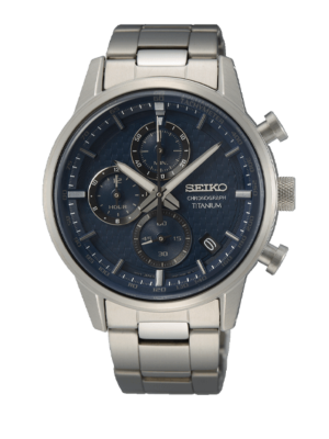 Seiko Chronograph SSB387P1 Watch