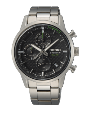 Seiko Chronograph SSB389P1 Watch
