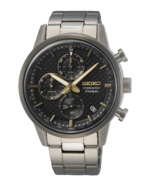 Seiko Chronograph SSB391P1 Watch