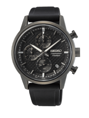 Seiko Chronograph SSB393P1 Watch