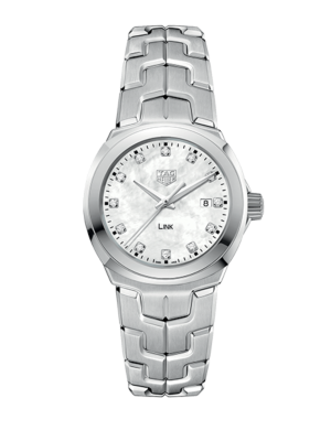 TAG Heuer Link Lady Diamond WBC1312.BA0600 Watch