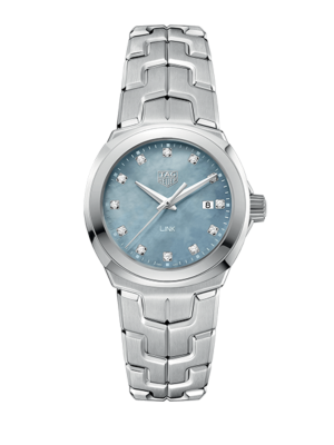 TAG Heuer Link Lady Diamond WBC1313.BA0600 Watch