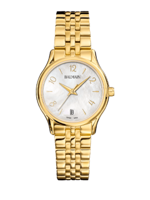 Balmain Beleganza Lady M B8350.33.84 Watch