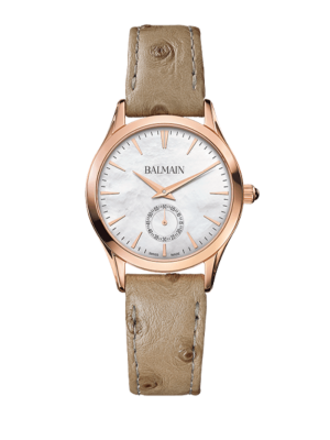 Montre Balmain Classic R Lady Small Second B4719.51.86