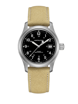 Hamilton Khaki Field Mechanical H69439933 Horloge