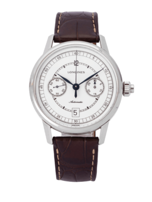 Longines Heritage Chronograph Column Wheel L2.800.4.26.2 Watch